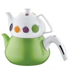 Evimsaray Şura Porselen Çaydanlık-K03