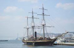 竜馬伝の船