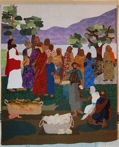 1000 images about miracle of loaves and fishes on for Loaves and fishes bible story