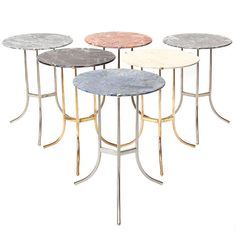 selection of tables by Cedric Hartman | 1stdibs.com