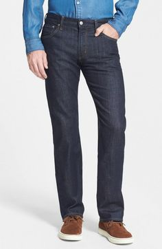 $178 Citizens of Humanity sz 32x33 Sid Mens Classic Straight Leg Jeans FTC #4882