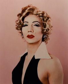 Yasumasa Morimura, Self Portrait as Marilyn, 1995, ClampArt