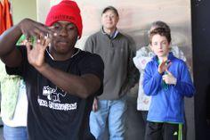 Elementz Hip Hop Dance Class, March 15 2014