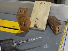Learn Woodworking Supereasy Cheap Pockethole Jig: 5 Steps (with Pictures) - here's a way to make a jig pretty fast and cheap. don't worry, you don't need the tools i use. a simple handsaw can a drill can to the same. Woodworking Jigsaw, Learn Woodworking, Woodworking Patterns, Woodworking Workbench, Easy Woodworking Projects, Popular Woodworking, Woodworking Furniture, Custom Woodworking, Diy Wood Projects