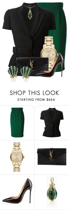 """""""Без названия #409"""" by merida ❤ liked on Polyvore featuring Chanel, Alexander McQueen, Burberry, Yves Saint Laurent, Christian Louboutin and Tiffany & Co."""