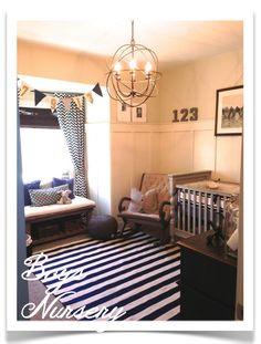 My Suite Bliss: Nursery Reveal! My Suite Bliss: Nursery Reveal! Baby Bedroom, Baby Boy Rooms, Baby Boy Nurseries, White Nursery, Nursery Neutral, Nursery Crib, Nursery Lighting, Free Your Mind, Baby Love