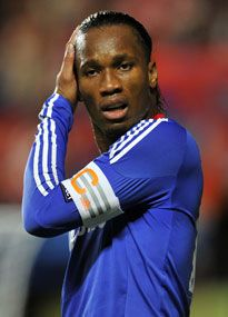 reviens a la maison papa mourhino est de retour Didier Drogba