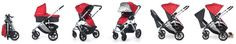 Best All in One Stroller System & Car Seat - VISTA | UPPAbaby Strollers