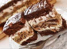 pl:: Przepisy kulinarne w jednym miejscu. Polish Recipes, Russian Recipes, Cupcake Cookies, Cake Recipes, Sweet Tooth, Food And Drink, Tasty, Sweets, Cooking