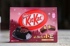 KitKat aux haricots rouges azuki