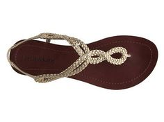 Kelly & Katie Iris Sandal Women's Flat Sandals Sandals Women's Shoes - DSW