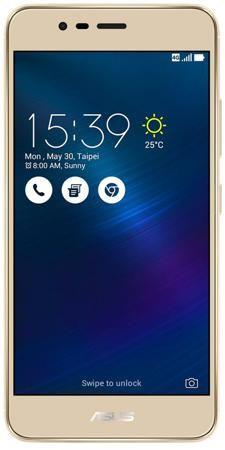 Asus ZenFone 3 Max ZC520TL 16Gb Gold  — 11690 руб. —