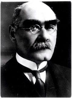 """Joseph Rudyard Kipling (30 December 1865 – 18 January 1936) was an English short-story writer, poet and novelist.   Kipling is best known for his works of fiction, including The Jungle Book (a collection of stories including """"Rikki-Tikki-Tavi""""), Just So Stories (1902), Kim (1901) and """"The Man Who Would Be King"""" (1888).  His poems include """"Mandalay"""" (1890), """"Gunga Din"""" (1890), """"The White Man's Burden"""" (1899) and """"If—"""" (1910)."""