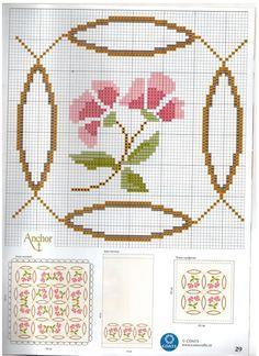 123 Cross Stitch, Cross Stitch Numbers, Beaded Cross Stitch, Cross Stitch Flowers, Cross Stitch Designs, Cross Stitch Embroidery, Hand Embroidery, Cross Stitch Patterns, Bargello