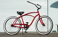 Men's Beach Cruiser, Old Skool Bicycle, Custom Cruisers for Men