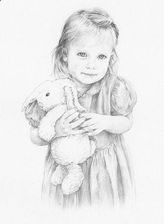 Pencil Portrait Mastery - Pencil portrait of a child in graphite pencil on paper. Click the picture or the read it button above to see the pencil portrait gallery - Discover The Secrets Of Drawing Realistic Pencil Portraits