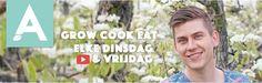 Filmpjes met handige tips over kweken, koken en eten!