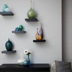Regale Wohnzimmer Offen Asymmetrisch