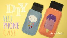 Чехол для телефона / Phone Case DIY / Afinka