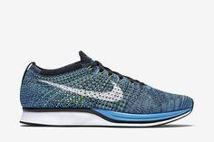 """Nike Flyknit Racer """"Blue Glow"""" - EU Kicks: Sneaker Magazine"""