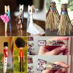 15 Creative Clothespin Crafts You Will Love to Try - http://www.amazinginteriordesign.com/15-creative-clothespin-crafts-will-love-try/
