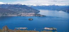 Blue, much more than a color...Lake Maggiore