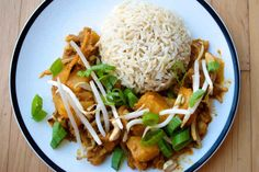 Seitan Panang Curry | 23 Vegan Meals With Tons Of Protein