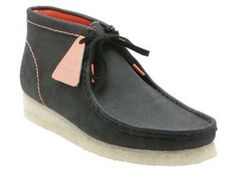 Clarks Wallabies - New version on a staple style.