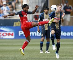 Toronto FC dominated by Philadelphia Union in loss Mls Soccer, Soccer Fans, Soccer Players, Toronto Fc, Toronto Star, Philadelphia Union, Philadelphia Phillies, Professional Soccer