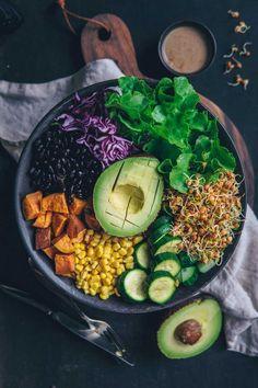 #tacobowl #vegan #homemade #veggie