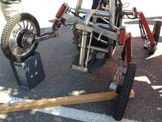 Swincar : The Tony Stark Toy Trike Bicycle, Trike Motorcycle, Electric Tricycle, Electric Cars, Karting, Go Kart Steering, Diy Electric Skateboard, Three Wheel Bicycle, Homemade Go Kart