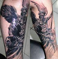 warrior archangel michael tattoo - Google Search