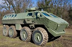 Lazar BTR-SR-8808 8x8 multi-purpose armored vehicle 8x8 is designed ...
