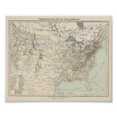 United States Flemming, Carl 1855 Reproduction Posters