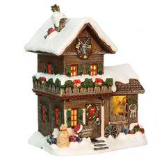 Luville - Santa's Home, huis van de kerstman!