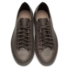 Feit - Brown Leather Sneakers Brown Leather Sneakers, Sneakers Box, Casual Leather Shoes, Leather Men, Casual Shoes, Tennis Sneakers, Men Casual, Male Shoes, Shoes Men