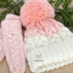facebook.com/alizehandknitting | Beanie Knitting Patterns Free, Baby Hats Knitting, Knit Patterns, Knitted Hats, Diy Crafts Knitting, Diy Crafts Crochet, Crochet Projects, Crochet Baby Beanie, Crochet Cap