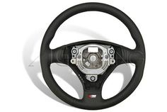 Audi A3 8L A4 B5 B6 A6 C5 A8 S-Line Punched Leather Steering Wheel on Panjo