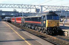 Electric Locomotive, Diesel Locomotive, Steam Railway, Train Service, British Rail, Kestrel, Trains, Lion, Leo