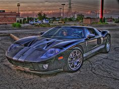 Ford GT - Sports Car  Like, repin, share! Thanks :)