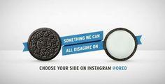 Oreo Super Bowl Instagram