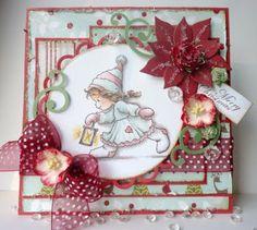 Jane's Lovely Cards : Bildmalarna