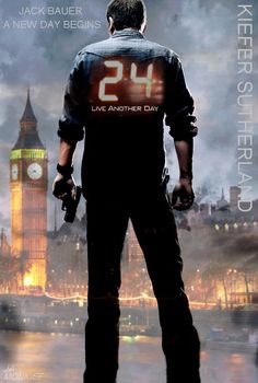 Kiefer Sutherland  -  '24 Live Another Day'