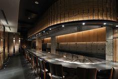 Ginza Steak TAJIMA by DOYLE COLLECTION, Tokyo store design