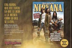 "Revista Rolling Stone presenta ""Bookazine Nirvana"""