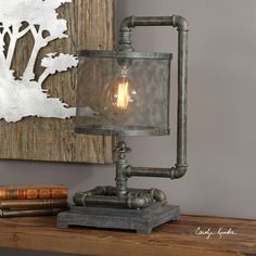 Uttermost 29555-1 - Bristow Table Lamp