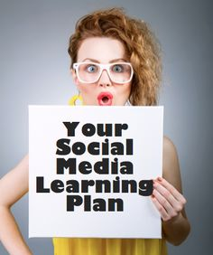 Build your Social Media Learning Plan with these 5 Simple Actions. Great post for social media marketers