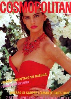 Cosmopolitan, 1985  Model: Jill Goodacre