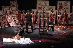 12 Décembre 2007   Opéra Bastille TANNHAUSER Eva-Maria Westbroek, Béatrice Uria-Monzon, Stephen Gould Dir  S. Ozawa   M e sc  GREVE ( dommage, quand on voit la photo ! :)  )