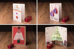 8 postales de Navidad para felicitar las fiestas